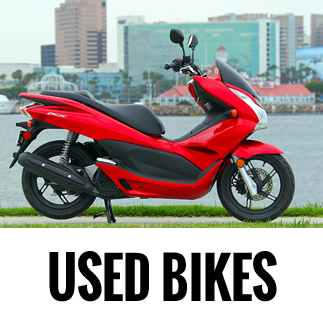 Used Bikes Scooters LTD