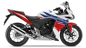Cost for 500-750CC Hire Motorcycles & Scooters, CMG
