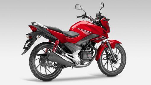 Honda CBF 125F Chelsea Motorcycles Group, UK