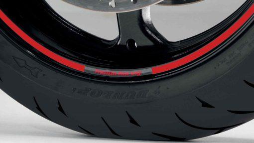 CBR 125R tire