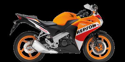 CBR125R Orange