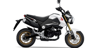 Honda MSX 125 Motorcycle - Colour White, Chelsea, UK
