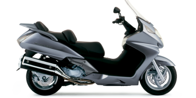 Honda Silver Wing - Colour Silver