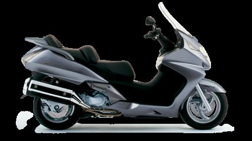 Honda Silver Wing - Colour Silver