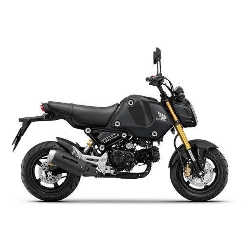 Honda MSX 125 Motorcycle - Colour Black, Chelsea, UK