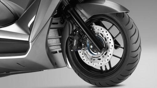 Honda Forza 300 Scooter wheel, Chelsea
