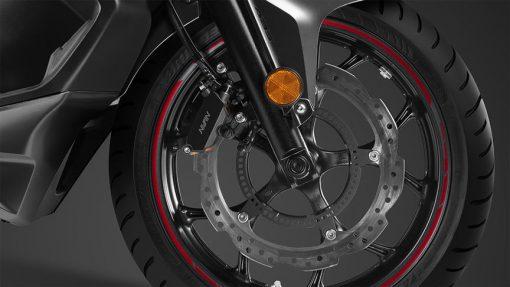 Honda Integra Scooter wheel, CMG