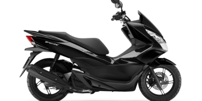 PCX125 Scooter – Pearl Nightstar Black colour, Chelsea