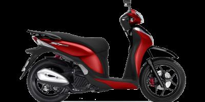 Honda SH Mode Scooter - red colour, London