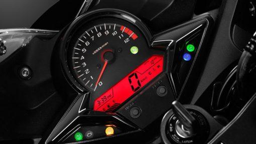 Honda CBR300R Motorbike speedometer, Chelsea