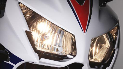 Honda CBR300R Motorcycle lights, Chelsea