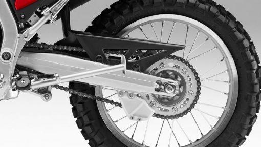 Honda CRF250L - back wheel, CMG - Scooters LTD