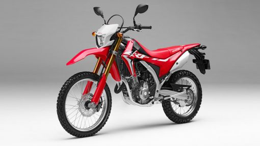CRF250L - Chelsea Motorcycles Group