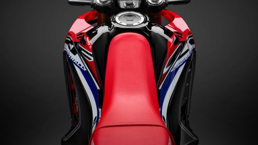 Honda CRF250 Rally Motorbike saddle, London