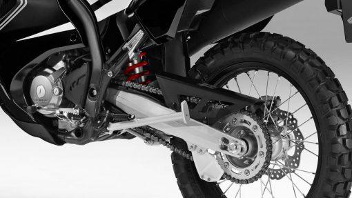 Honda CRF250 Rally Motorbike engine, UK, CMG