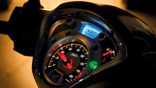 Honda SH125 MODE, Chelsea Motorbike Group