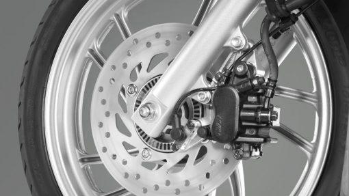 Honda SH125i - Wheel, Scooters LTD, CMG