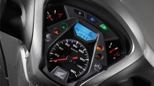 SH125i Scooter, speedometer, CMG