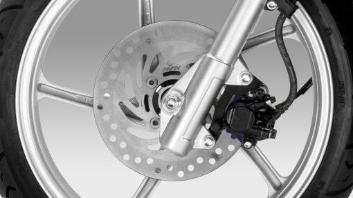 Honda Vision 110 Scooter wheel - London