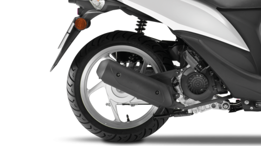 Honda VISION 50 Scooter back wheel