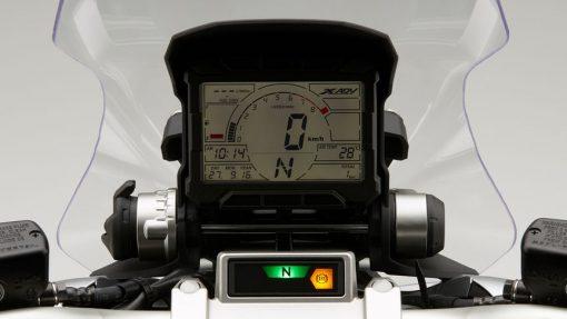 Honda X-ADV Scooter - speedometer, Chelsea Motorbikes Group