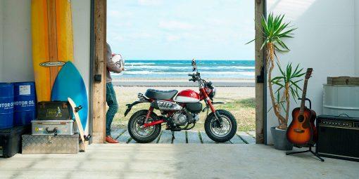 2019 Honda Monkey - beach