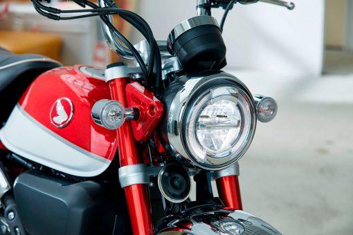 2019 Honda Monkey motorbike - front view