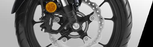Honda CB300R Street motorbike - Breaking System