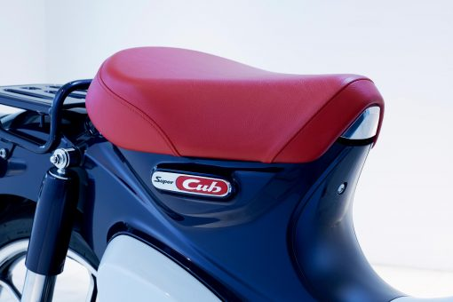2019 SuperCub C125 motorbike - seat