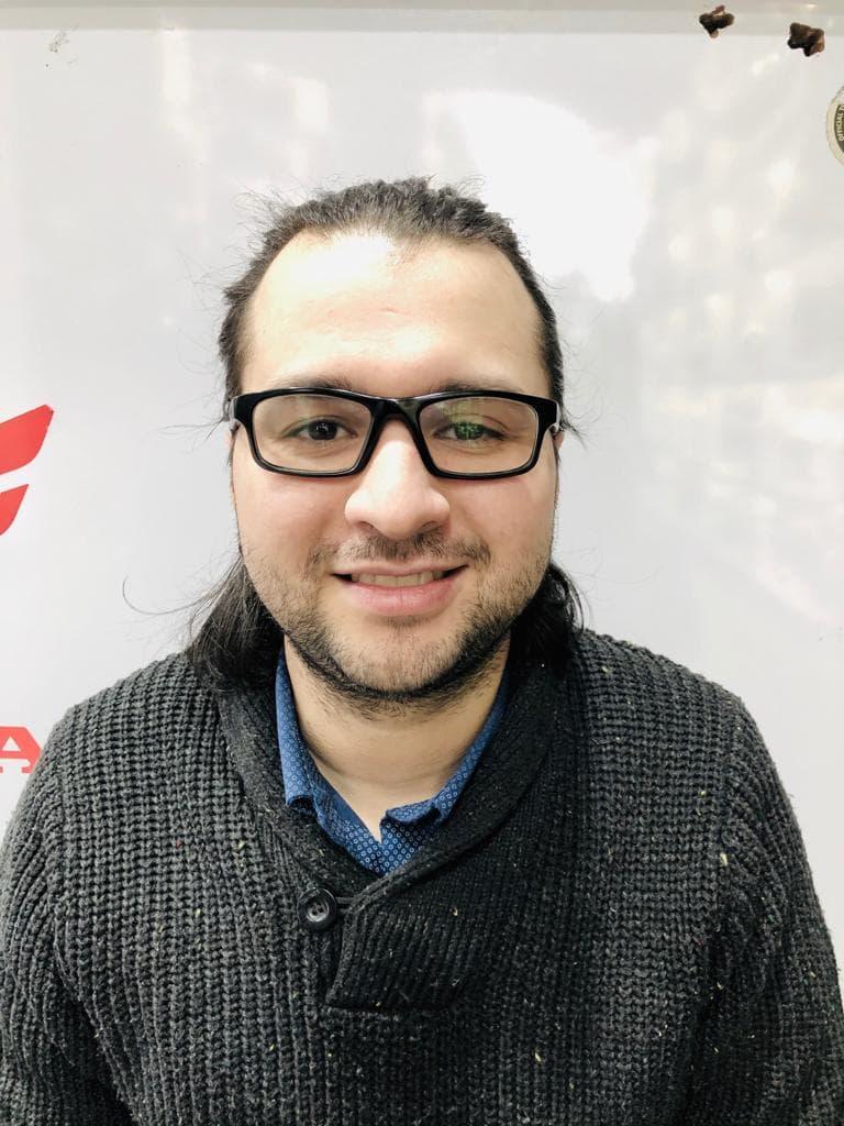 Kalil Silva - Sales Executive
