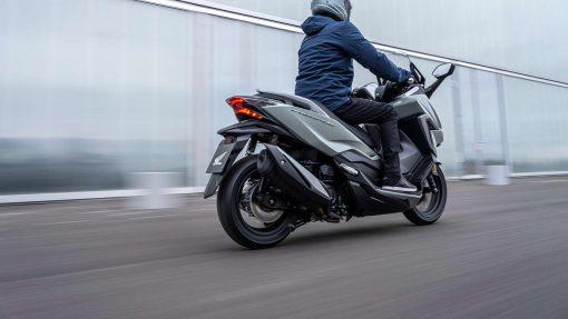 Honda Forza 350 scooter 2021