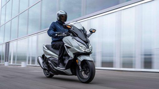 Honda Forza 350 scooter