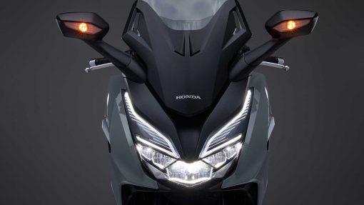 Honda Forza 350 scooter 2021 lighting