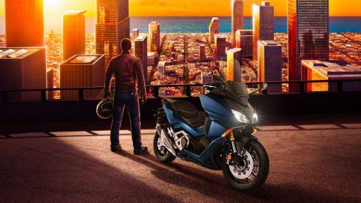 Honda Forza 750 scooter 2021