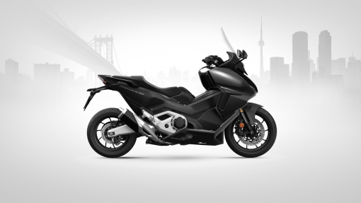 Honda Forza 750 scooter 2021 black